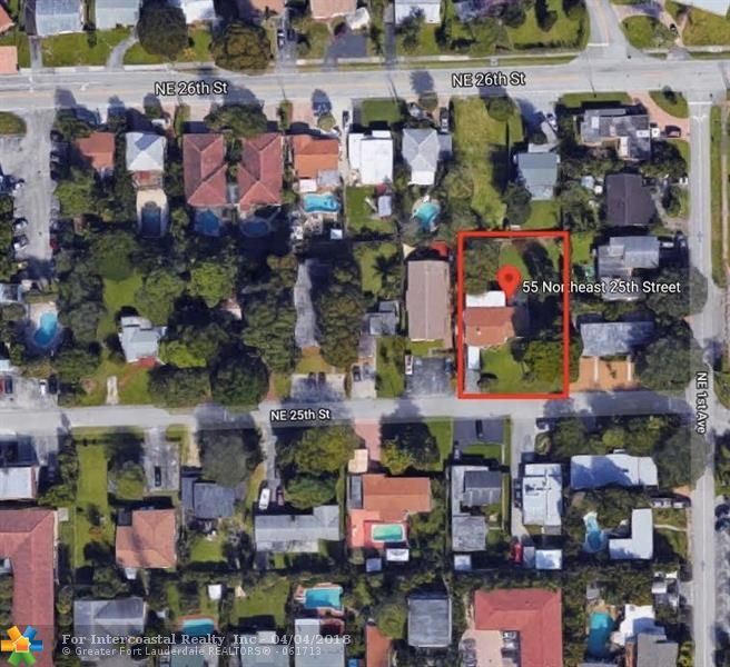 55 NE 25th St, Wilton Manors FL
