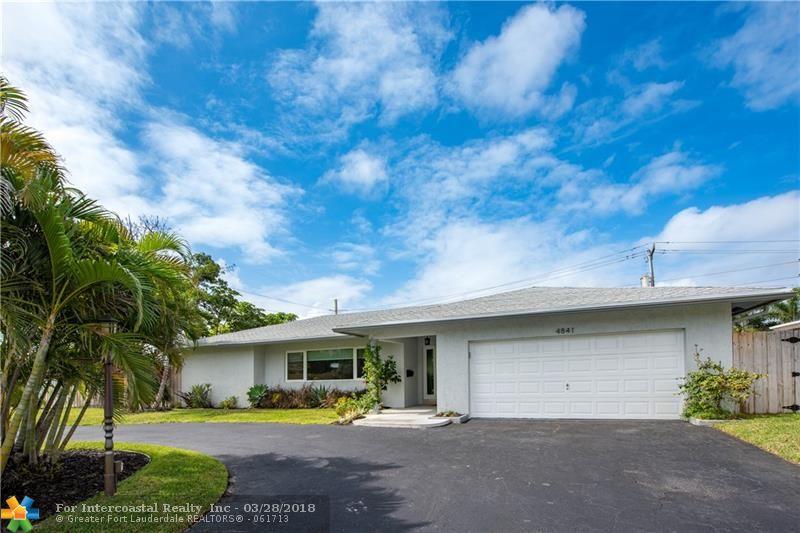 4841 NE 18th Ter, Fort Lauderdale FL