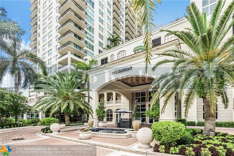 610 W Las Olas Blvd, Unit #1621, Fort Lauderdale FL