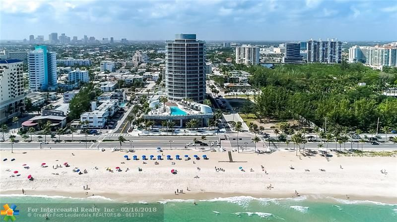 701 N Fort Lauderdale Beach Blvd, Unit #605, Fort Lauderdale FL