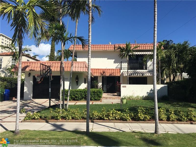 2505 Hibiscus Pl, Fort Lauderdale FL