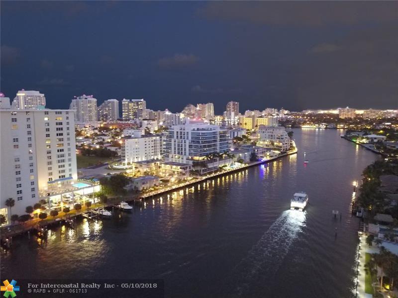 920 Intracoastal Dr. Dr., Unit #602 A, Fort Lauderdale FL