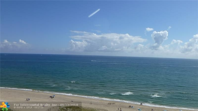 1012 N Ocean Blvd, Unit #1208, Pompano Beach FL