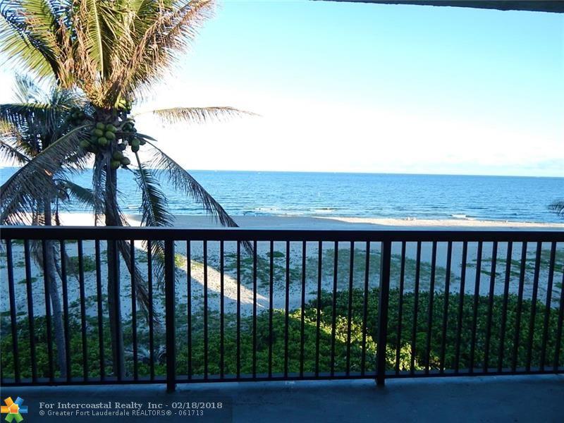 520 N Ocean Blvd., Unit #17, Pompano Beach FL
