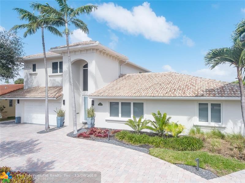 11 Fort Royal Isle, Fort Lauderdale FL