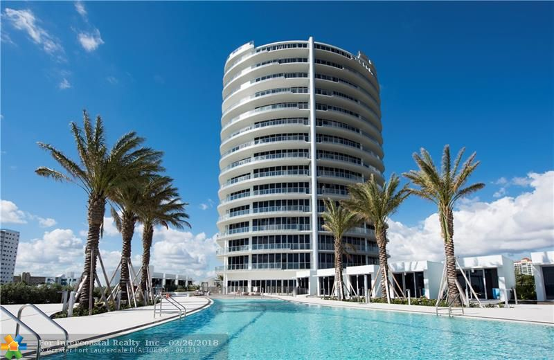 701 N Ft. Lauderdale Beach, Unit #1106, Fort Lauderdale FL