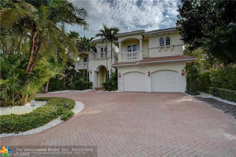 2600 Castilla Isle, Fort Lauderdale FL