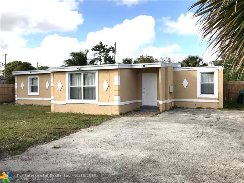 1605 NW 11th St, Fort Lauderdale FL