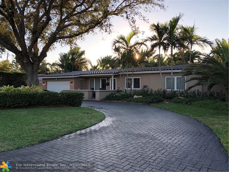 2609 NE 26th Ave, Fort Lauderdale FL