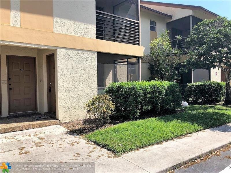 502 Gardens Drive, Unit #102, Pompano Beach FL