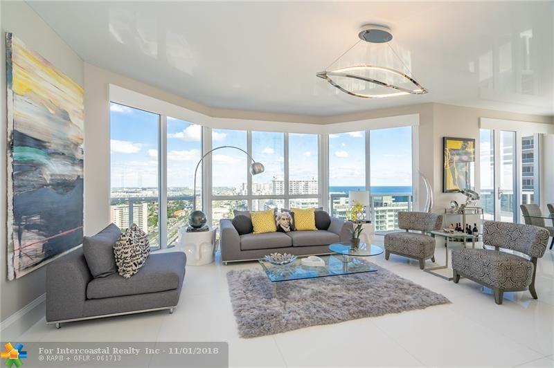 3100 N Ocean Bl, Unit #2601, Fort Lauderdale FL