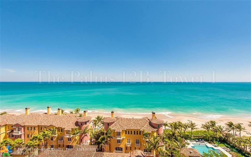 2100 N Ocean Blvd, Unit #12B, Fort Lauderdale FL