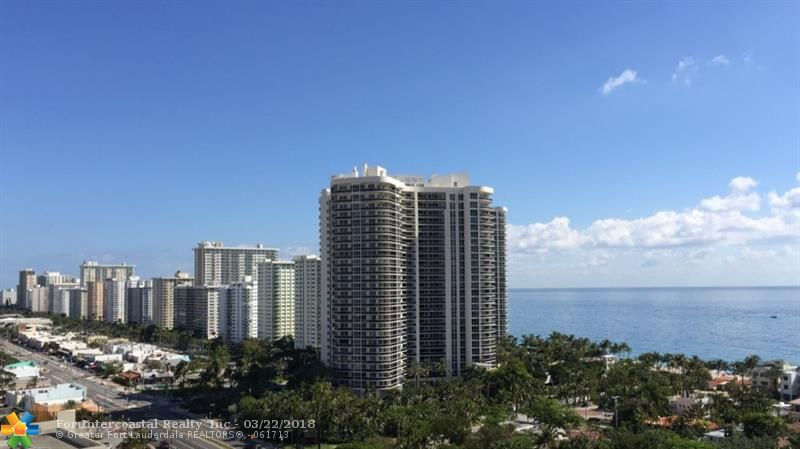 3015 N Ocean Blvd, Unit #17-D, Fort Lauderdale FL