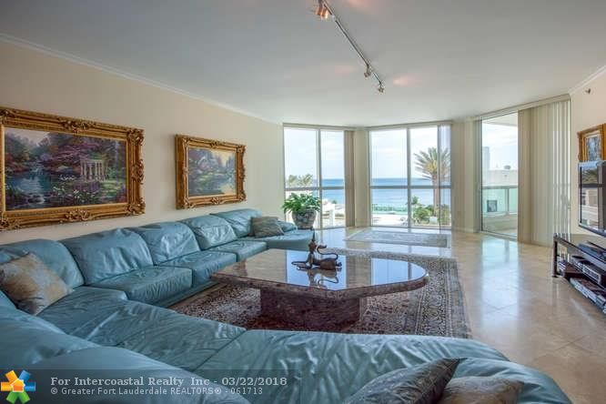 101 S Fort Lauderdale Beach Blvd, Unit #802, Fort Lauderdale FL