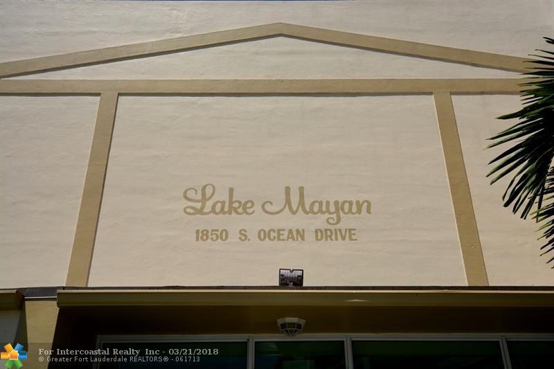 1850 S Ocean Dr., Unit #203, Fort Lauderdale FL