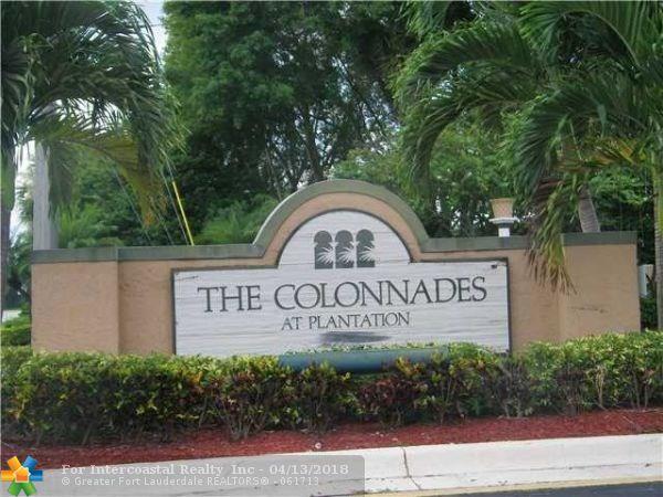 810 NW 92nd Ave, Unit #810, Plantation FL