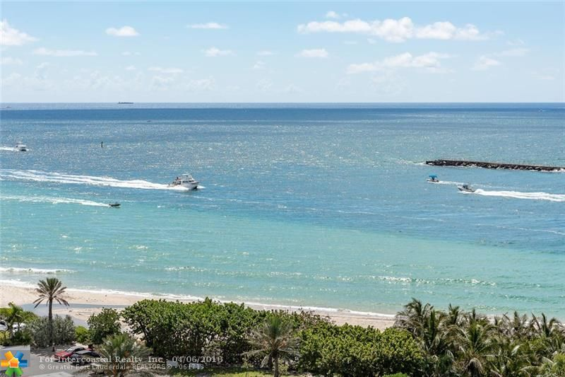 2000 S Ocean Dr, Unit #1105, Fort Lauderdale FL
