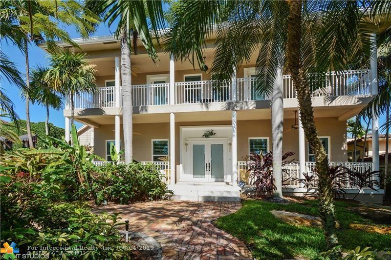 508 Coconut Isle Dr, Fort Lauderdale FL