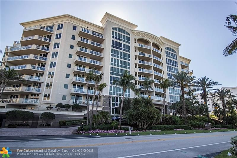 1063 Hillsboro Mile, Unit #703, Hillsboro Beach FL