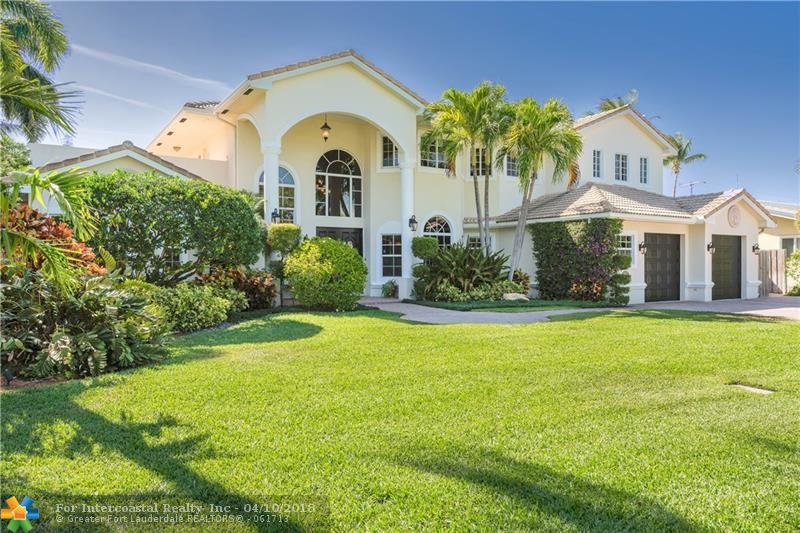 1515 Coral Ridge Dr, Fort Lauderdale FL