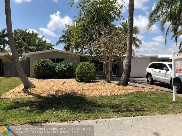 2549 Flamingo Lane, Fort Lauderdale FL
