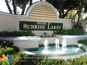 2601 N Nob Hill Rd, Unit #102, Sunrise FL