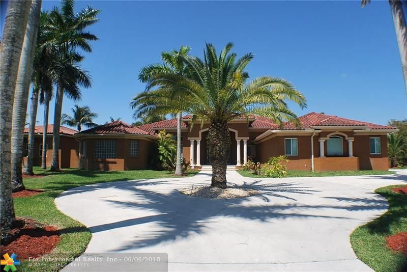 6001 SW 178th Ave, Southwest Ranches FL