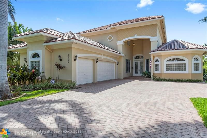 2620 NE 18th St, Fort Lauderdale FL