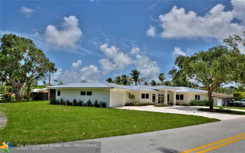 2625 NE 27th Ct, Fort Lauderdale FL