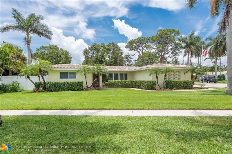 1420 NE 60th St, Fort Lauderdale FL