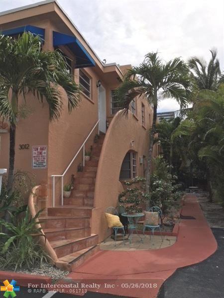 3012 Seville St, Unit #4, Fort Lauderdale FL