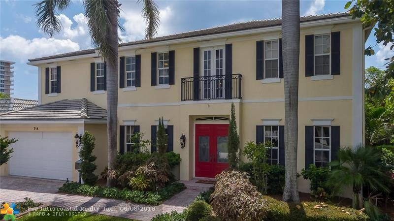 714 NE 26th Ave, Fort Lauderdale FL