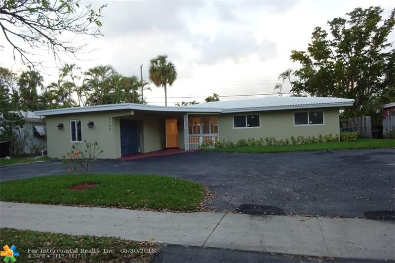 2129 NE 62nd St, Fort Lauderdale FL