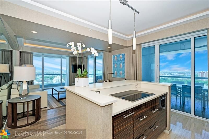 551 N Fort Lauderdale Beach Blvd, Unit #1802
