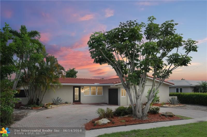 1460 NE 57th Ct, Fort Lauderdale FL