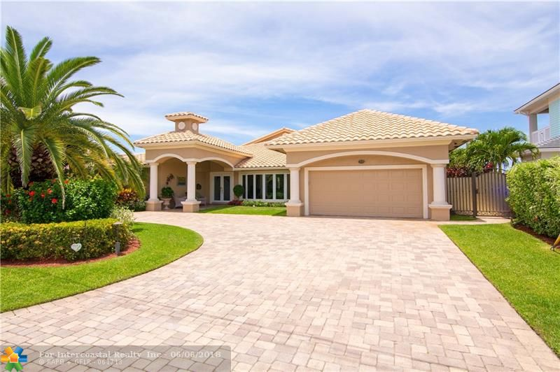301 Tropic Dr, Lauderdale By The Sea FL