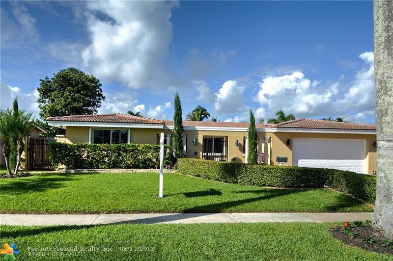 5841 NE 14th Ter, Fort Lauderdale FL