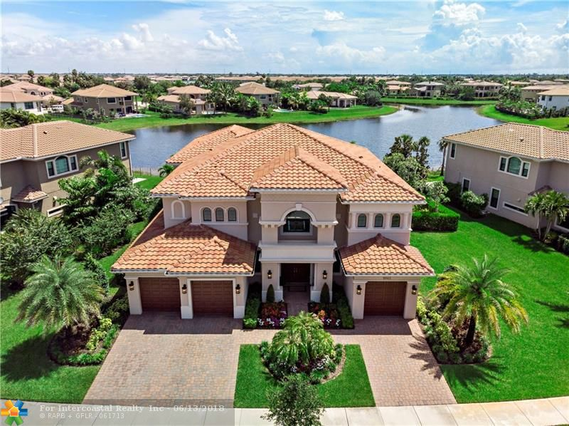 9945 Bay Leaf Ct, Parkland FL