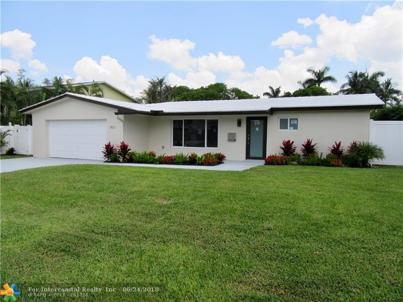 5821 NE 14th Rd, Fort Lauderdale FL