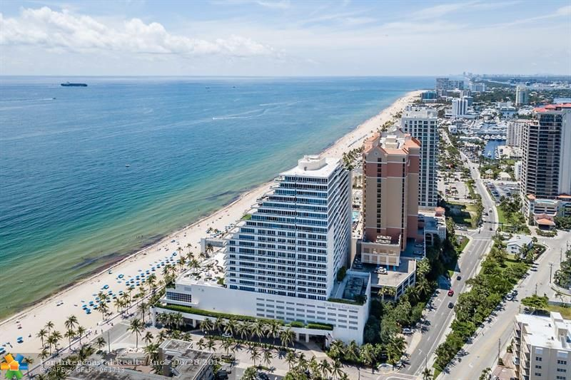 1 N Fort Lauderdale Beach Blvd, Unit #1602
