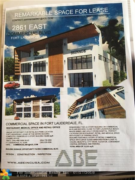 2861 E Commercial Blvd, Fort Lauderdale FL