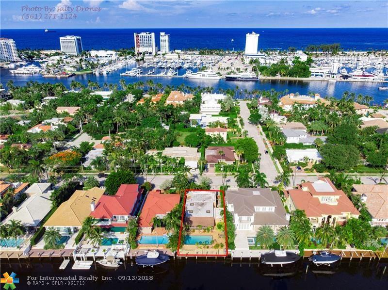 639 Poinciana Dr, Fort Lauderdale FL