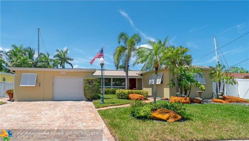 1317 Orange Isle, Fort Lauderdale FL