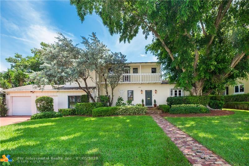 528 Riviera Drive, Fort Lauderdale FL