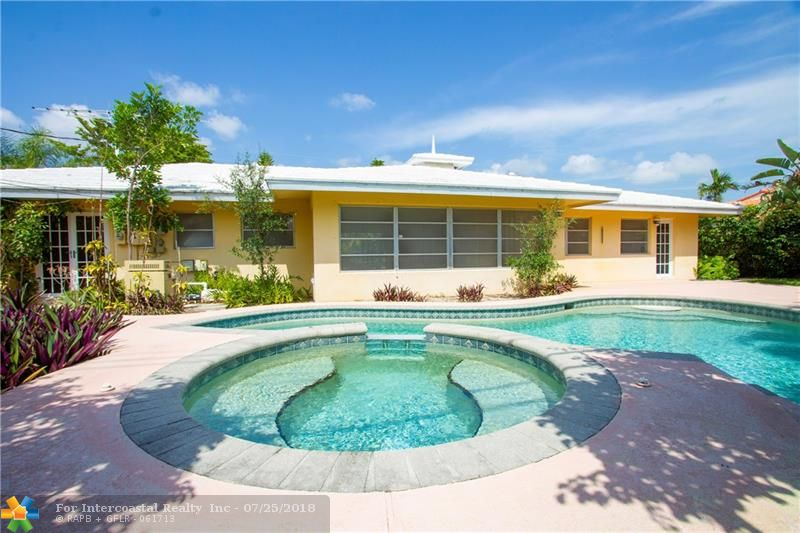 2424 Middle River Drive, Fort Lauderdale FL