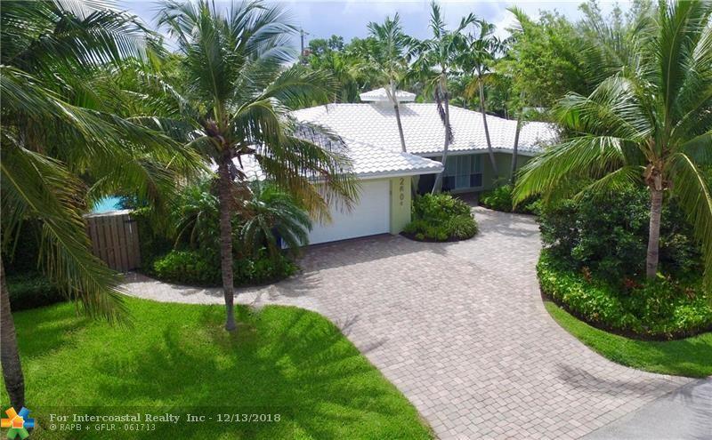 2601 NE 27th Terrace, Fort Lauderdale FL