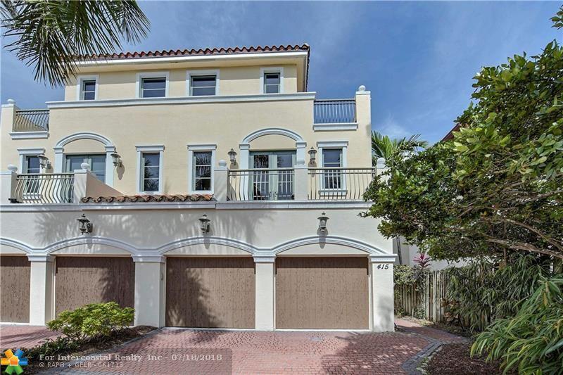 415 Hendricks Isle, Unit #415, Fort Lauderdale FL