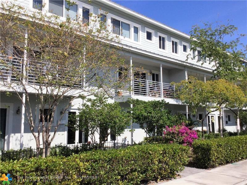 609 NE 28th Street, Unit #1, Wilton Manors FL