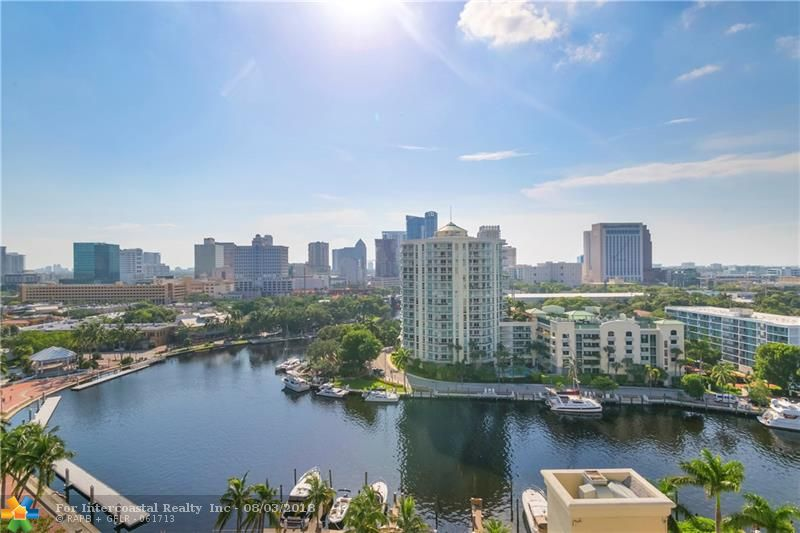610 W Las Olas Blvd, Unit #1318N, Fort Lauderdale FL