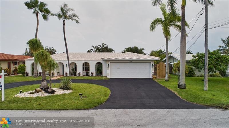 1442 NE 54th St, Fort Lauderdale FL